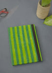 Lime Green Lines with band
