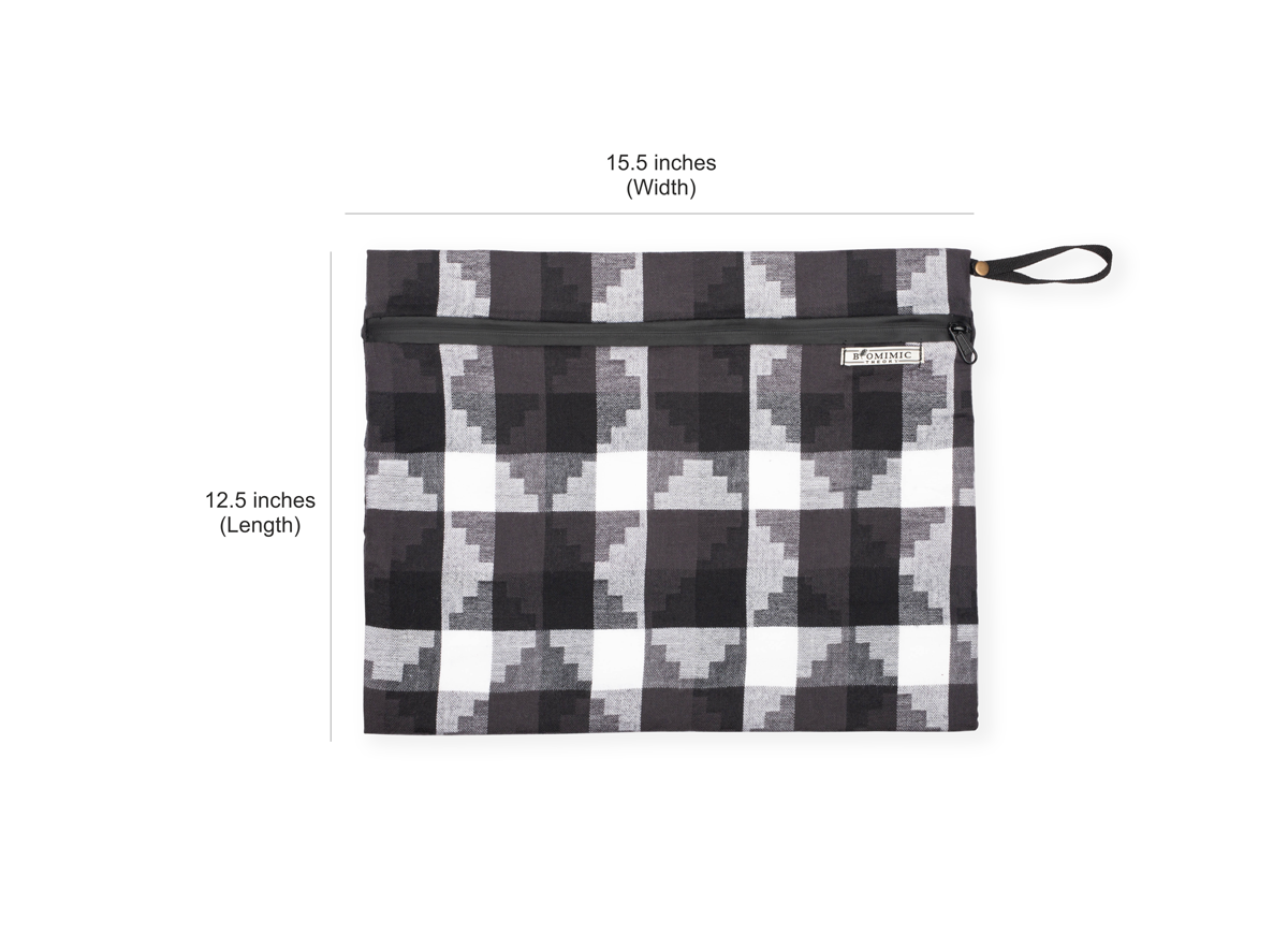 Monochrome Wet Bag
