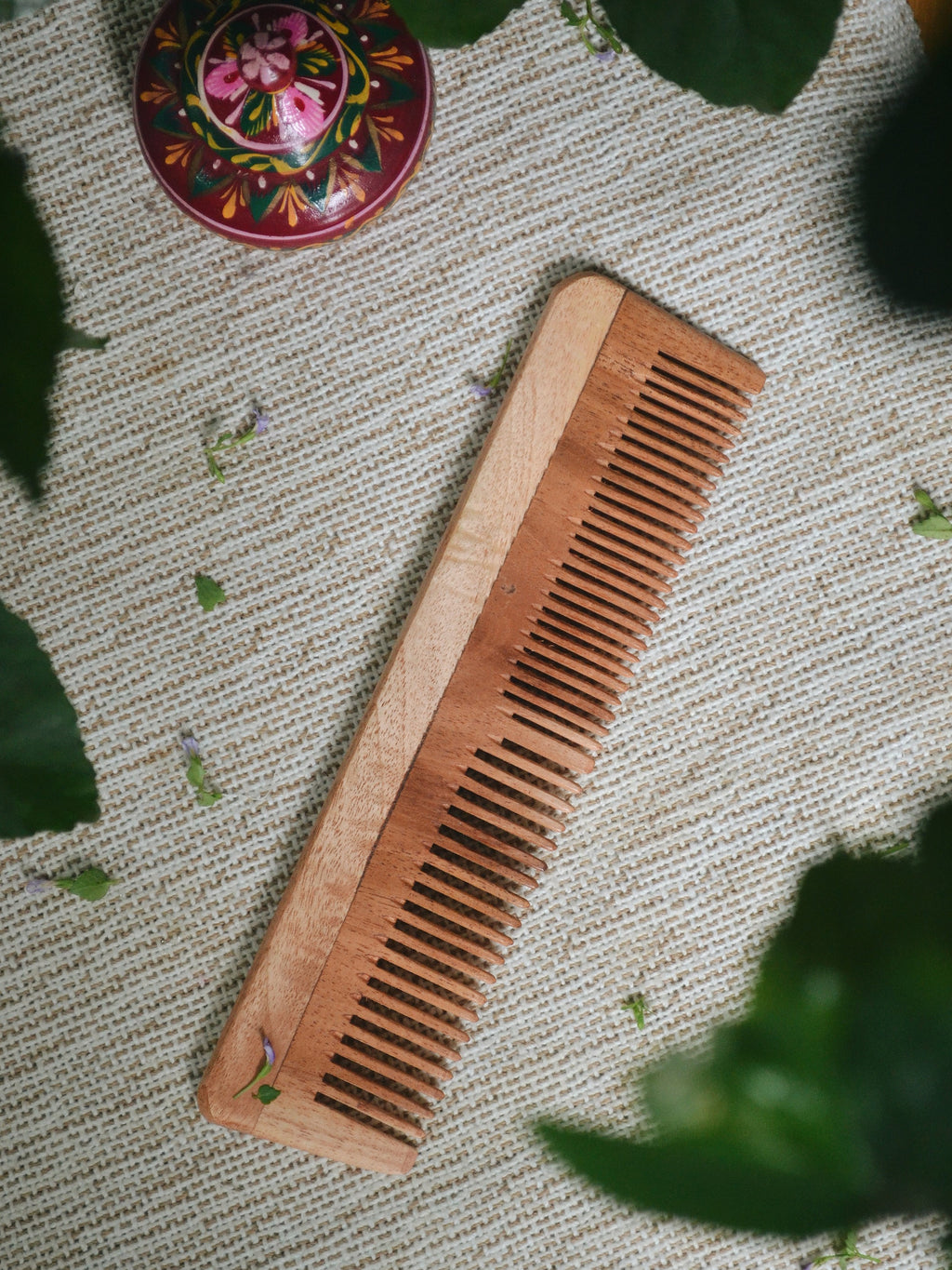 Wooden Comb - Large