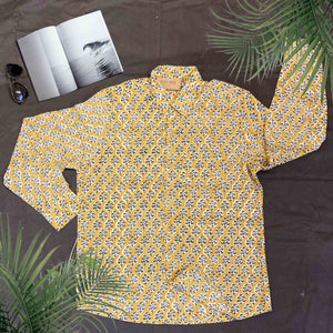 Ochre Tree - Full Sleeve Shirt