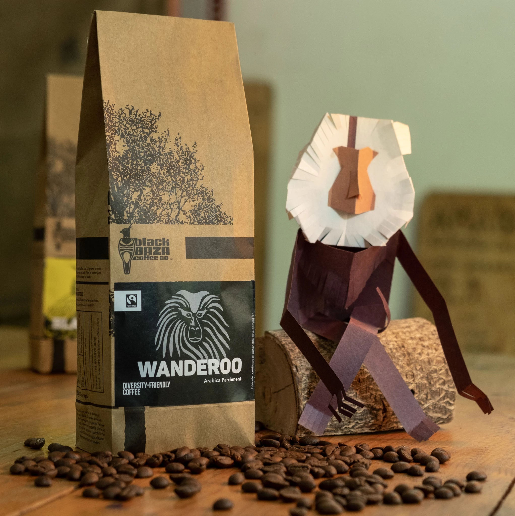 Wanderoo - Fair Trade Coffee