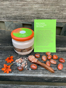 Bergamot Vetiver Bath Salts