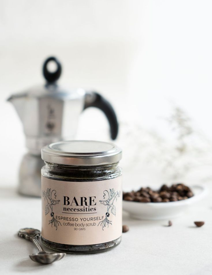 Espresso Yourself Body Scrub