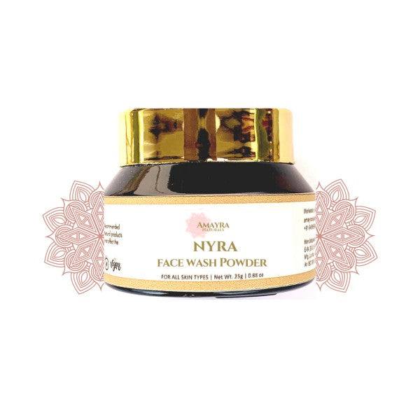 Nyra -Face Wash Powder