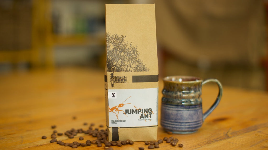 Jumping Ant- Fair Trade Coffee