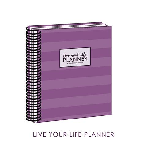 2020 Live Your Life Planner