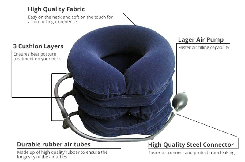 Chisoft Neck Traction with Specifications