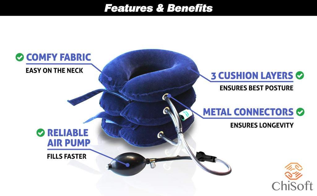 neck stretcher features and benefits