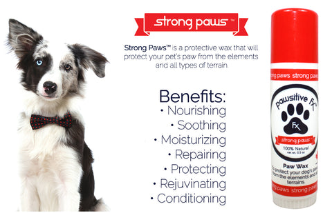 protection dog wax balm