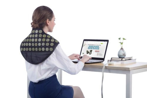 neck shoulder heating wrap