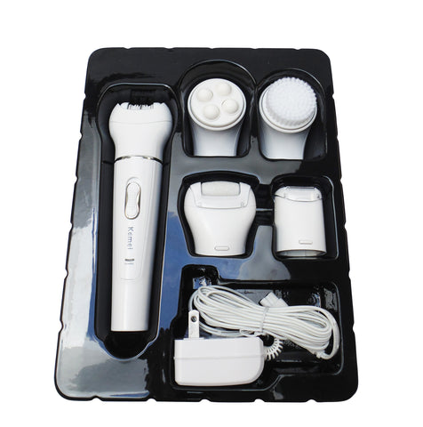 fyola facial machine 5-in-1 set