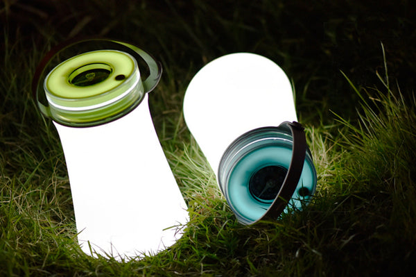 Rechargeable LED Silicon Camping Lamp - Vita Activate