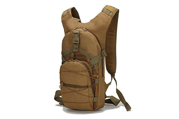 Hiking Hydration Backpack - Camping Outdoor Sports Travel Backpack - Vita Activate