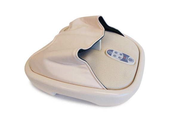Heated Foot Massager Machine with Air Compression Plantar Fasciitis- ChiSoft® - Vita Activate