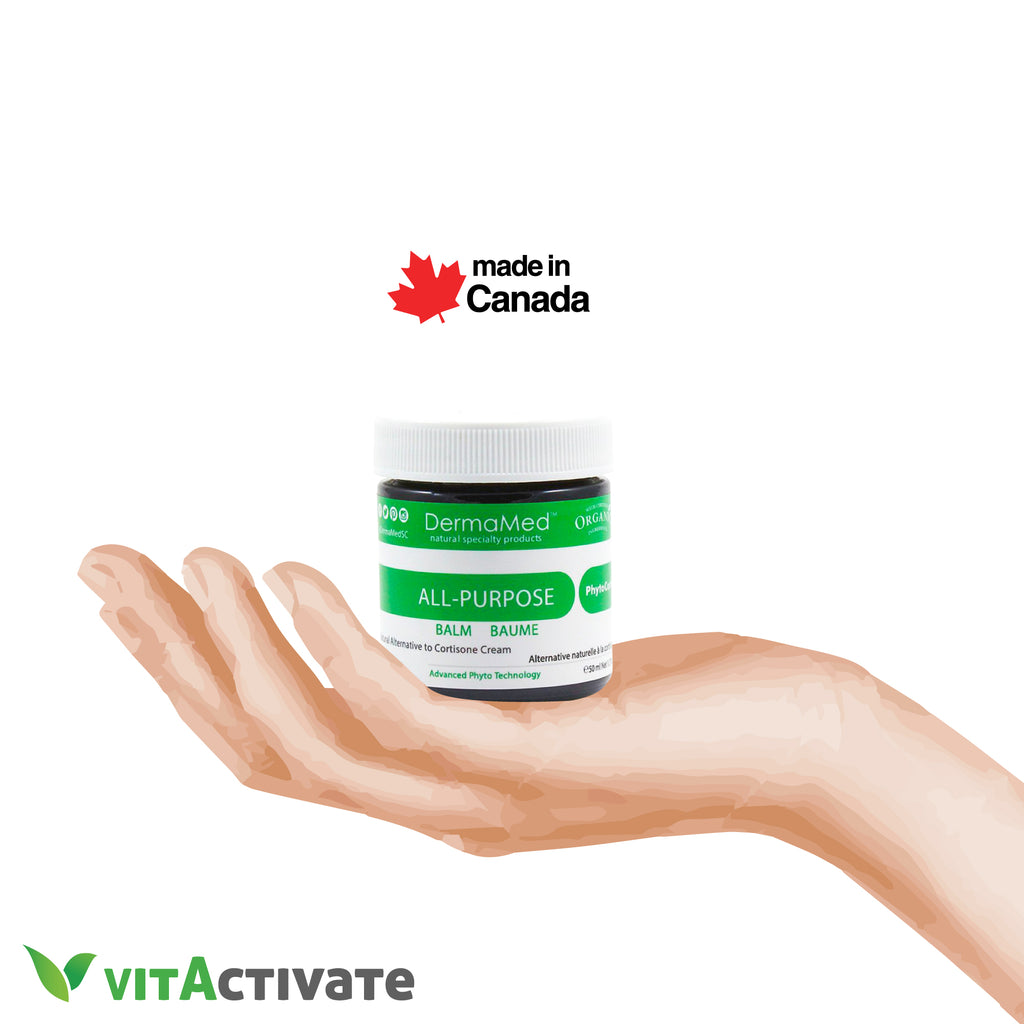 Eczema Natural Balm DermaMed - Vita Activate