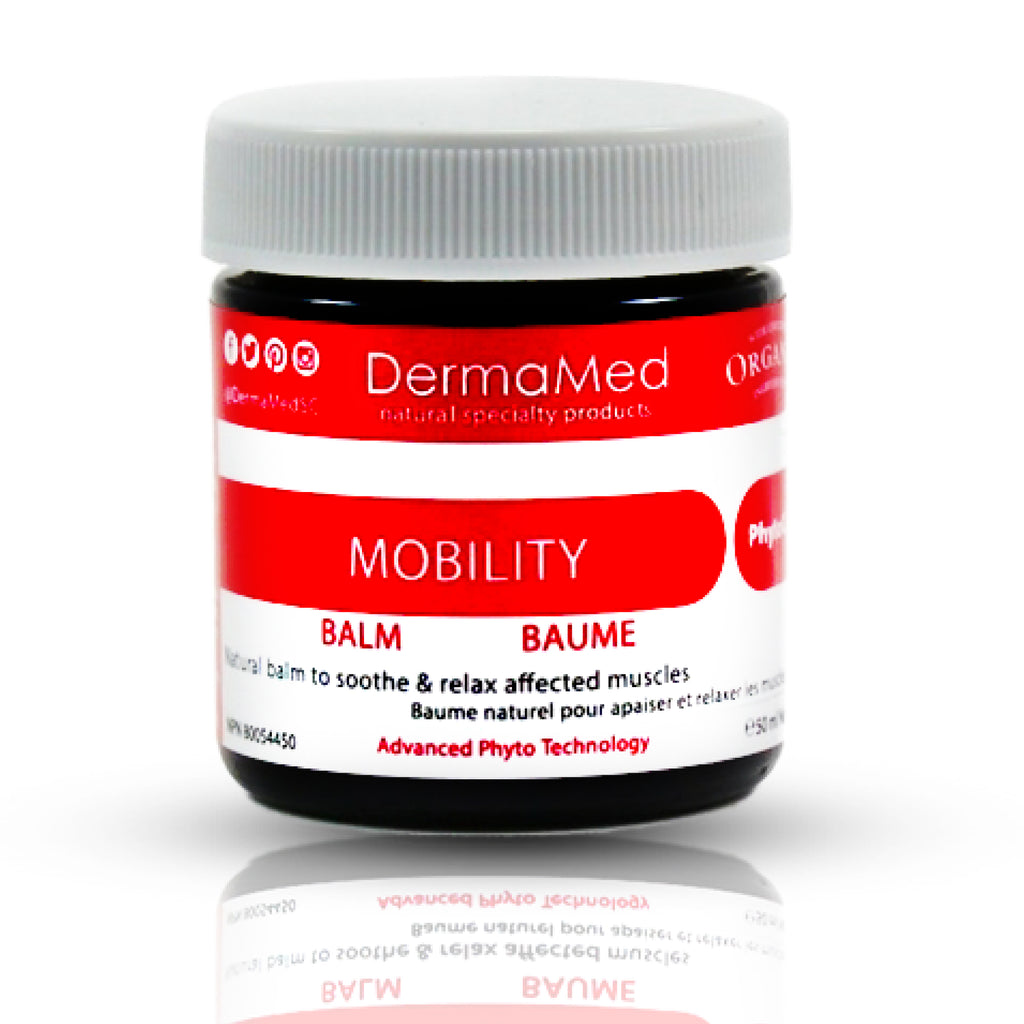 Natural Muscle Pain Relief Balm - 50 ML DERMAMED Mobilty Cream