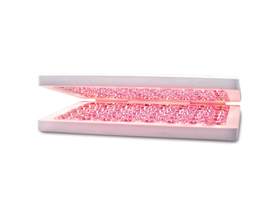 DPL II Full-Face Wrinkle Reduction LED Light Therapy Panel - Vita Activate
