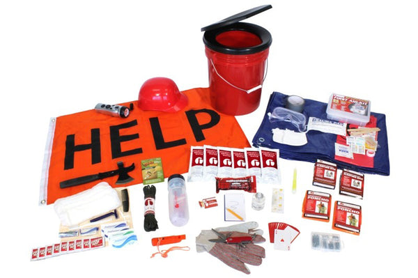 Survival Gear - Emergency Survival Kit - Earthquake - Vita Activate
