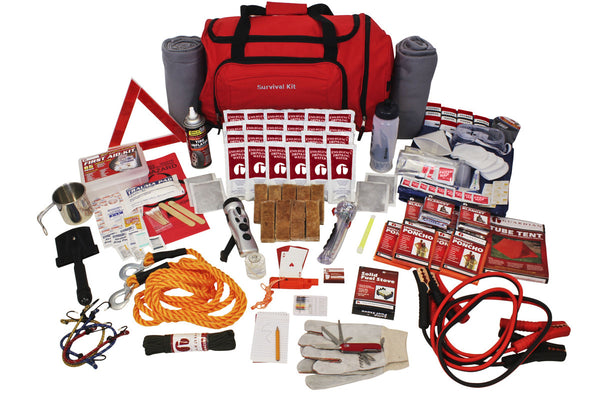 Survival Gear - Emergency Survival Kit - Road - Vita Activate