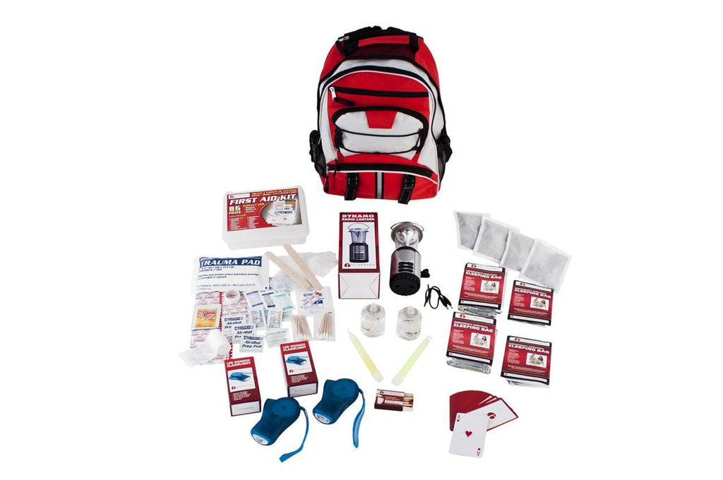 Survival Gear - Emergency Survival Kit - Blackout - Vita Activate