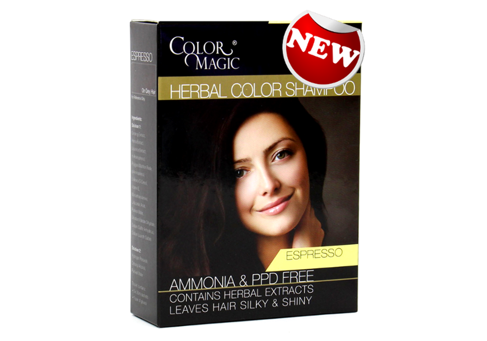 Herbal Kit Color Shampoo Elegant Espresso - Vita Activate