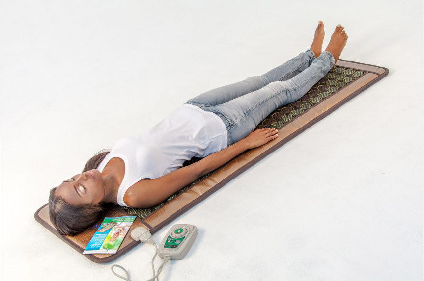 Jade Infrared Heating Mat with Tourmaline (Flexible) - Vita Activate