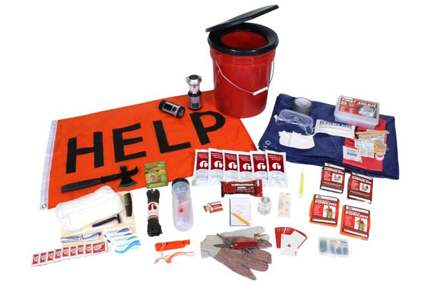 Survival Gear - Emergency Survival Kit - Hurricane - Vita Activate