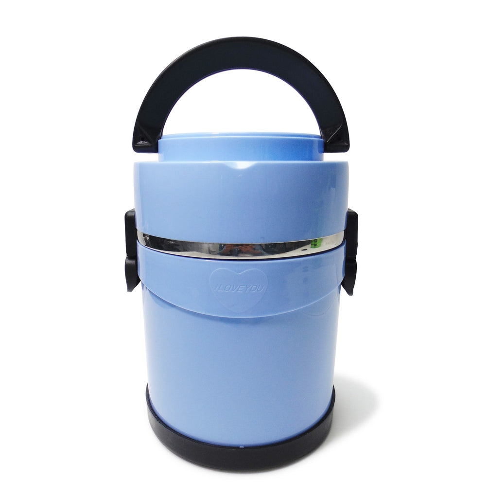 Lunch Jar Large Capacity Stainless Steel - Vita Activate