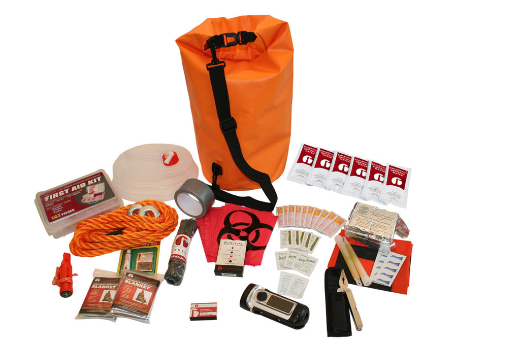 Survival Gear - Emergency Survival Kit - Marine - Vita Activate
