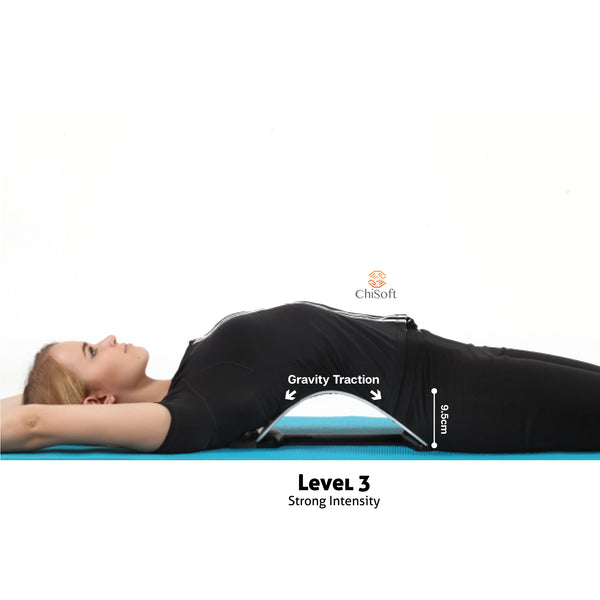 Back Stretcher Device (2nd Edition) ChiSoft® Doctor Oz Recommended - Vita Activate