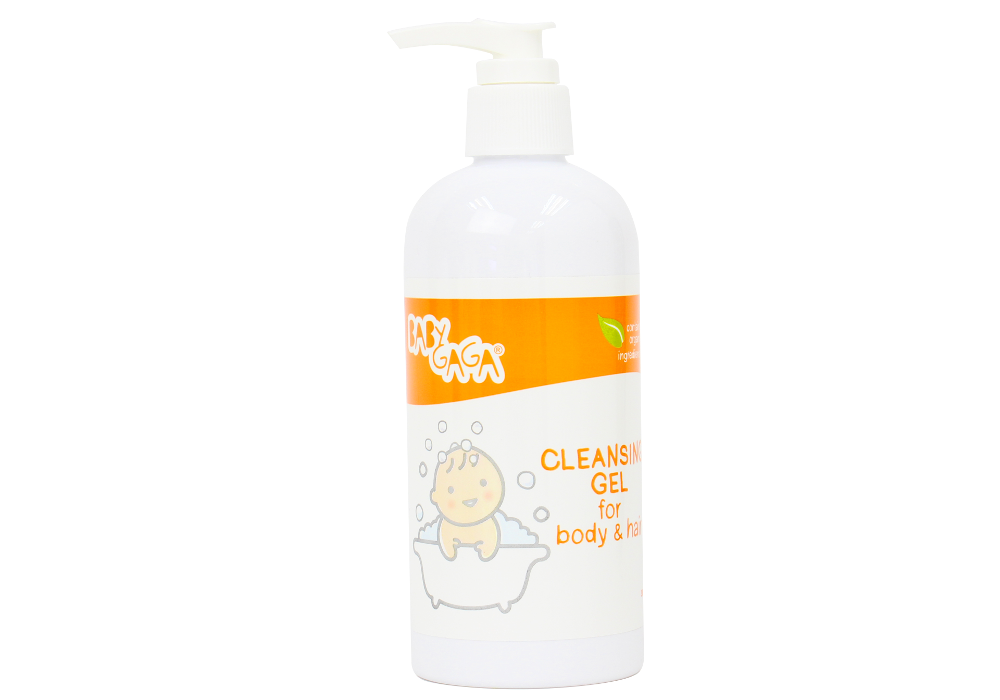 Baby Gentle Body Cleansing Gel - Vita Activate