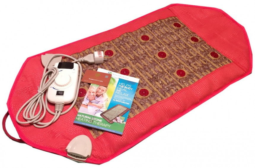SoftPad - Photon Mat with Inftared Heat + Amethyst - Red - Vita Activate