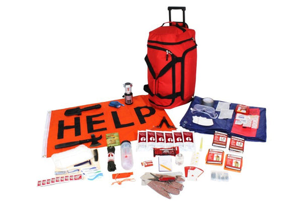Survival Gear - Emergency Survival Kit - Tornado - Vita Activate