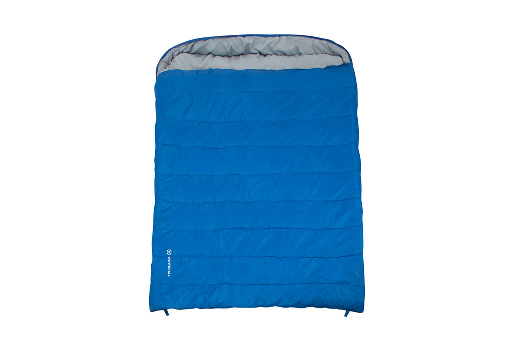 Most Comfortable Queen Sleeping Bag for Ideal Family Camping - Vita Activate