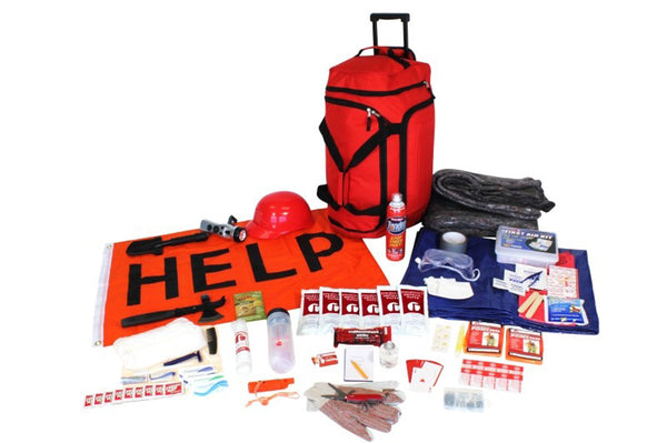 Survival Gear - Emergency Survival Kit - Wildfire - Vita Activate