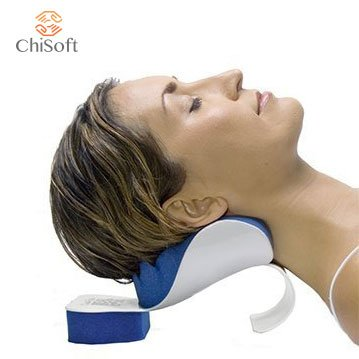 Comfortable Neck Support Pillow and Cradle for Instant Relief - ChiSoft® - Vita Activate
