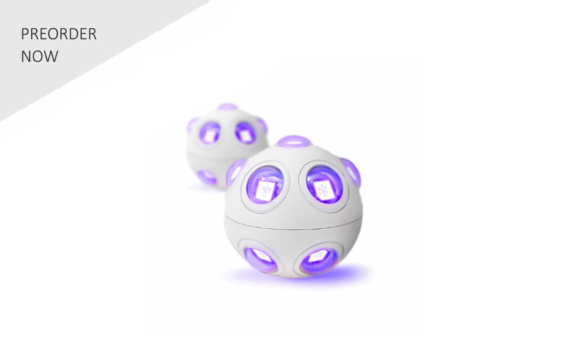 Antimicrobial UV-A Light Ball - Vita Activate