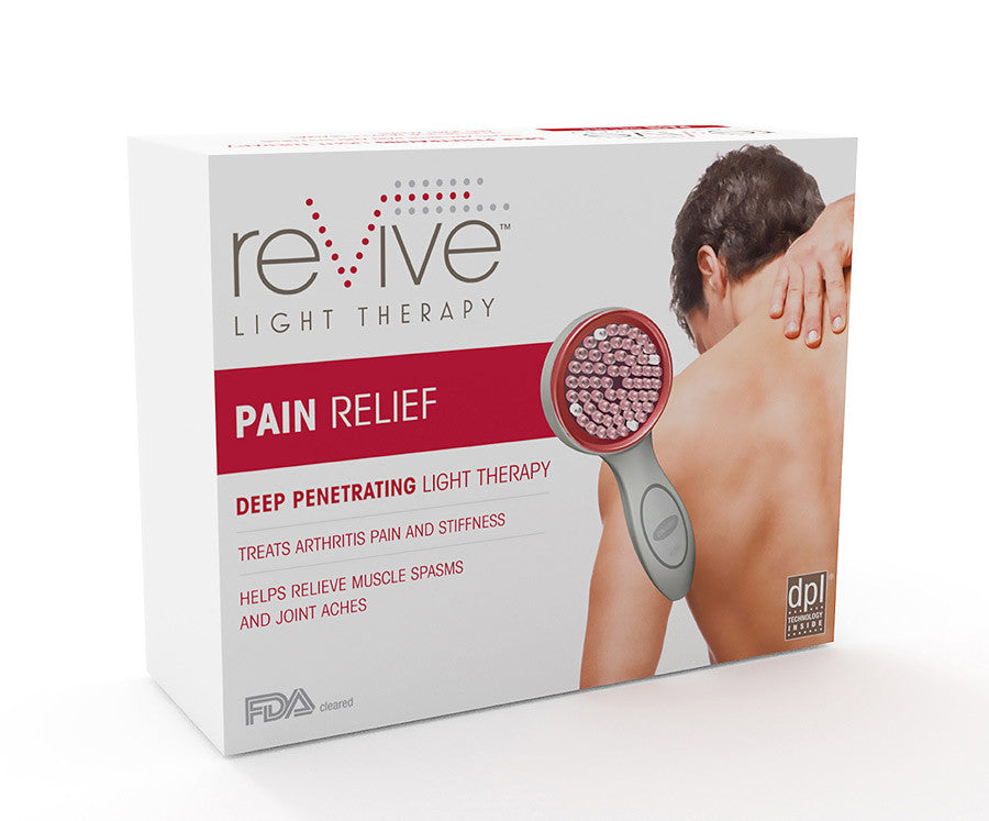 reVive Red Light Therapy Device for Pain Relief (Large) - Vita Activate