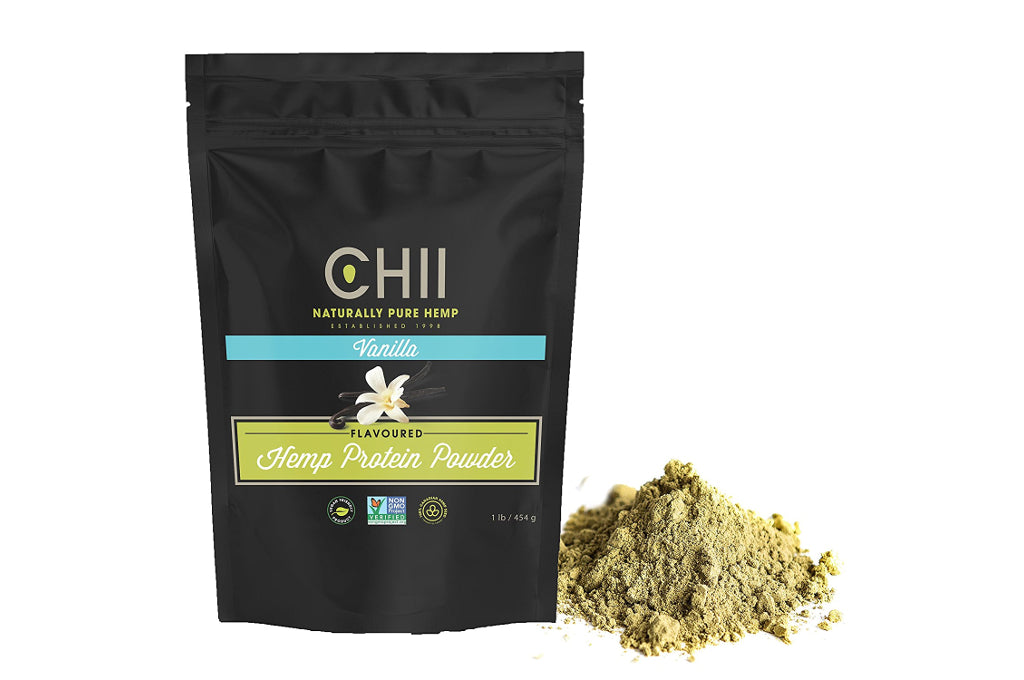 Vanilla CHII Plant-Based Protein Powder - Vita Activate