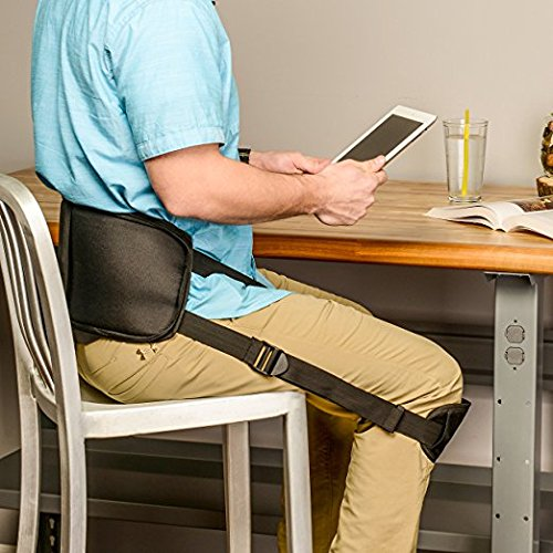 Better Posture with Back Support Waist Belt - ChiSoft® - Vita Activate