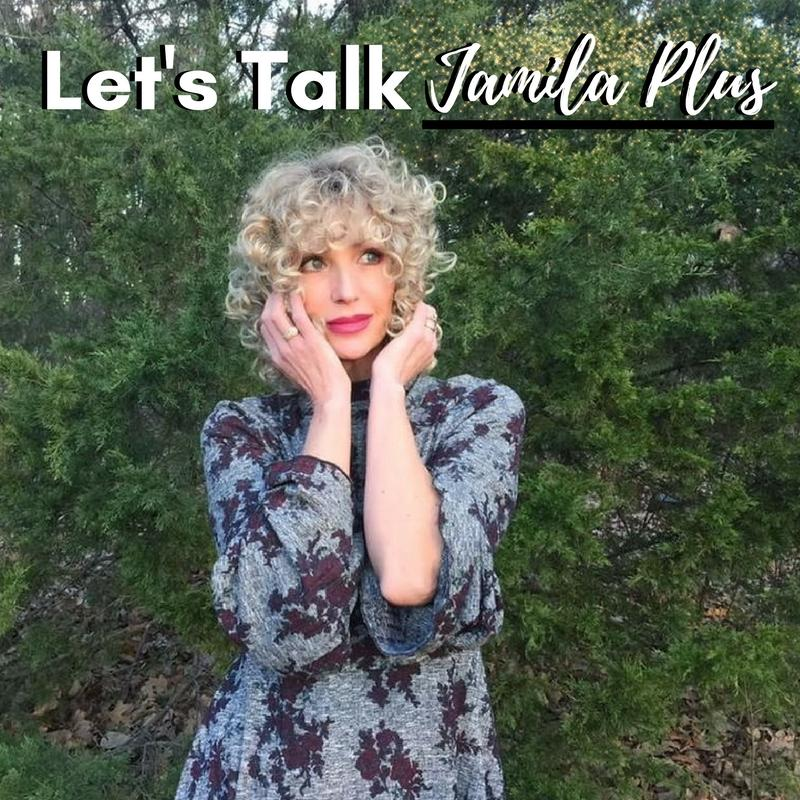 """Let's Talk Jamila Plus"" with Kim Hammon 