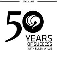 Ellen Wille is celebrating 50 Years of designing WIGS!