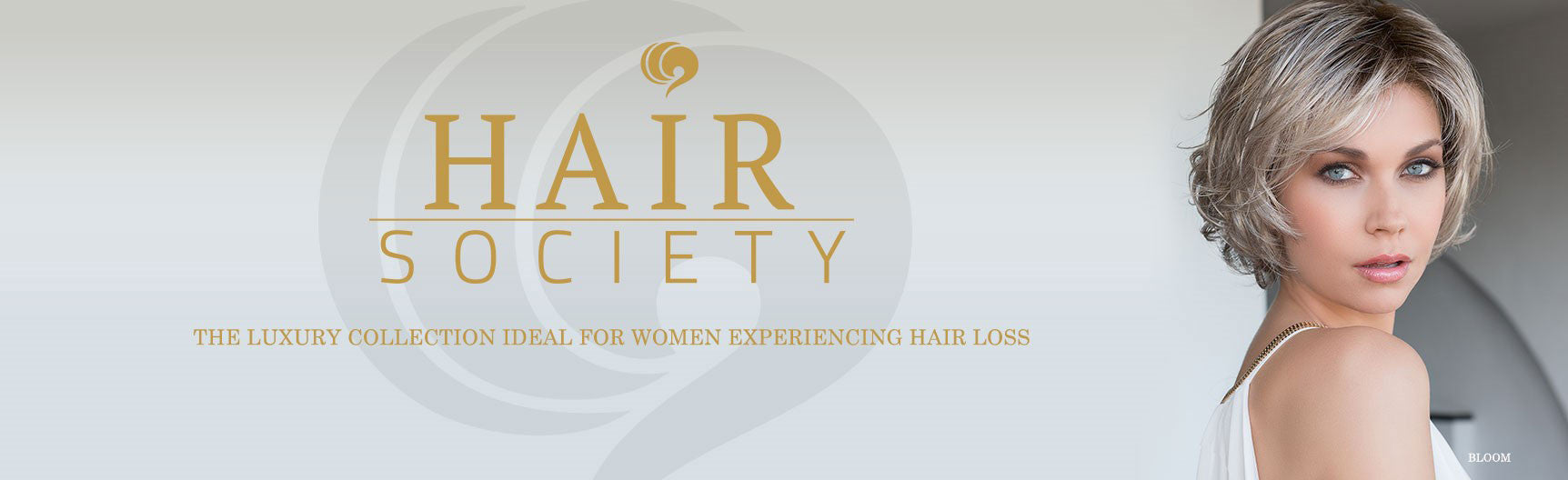 NEW Hair Society Luxury Collection by Ellen Wille