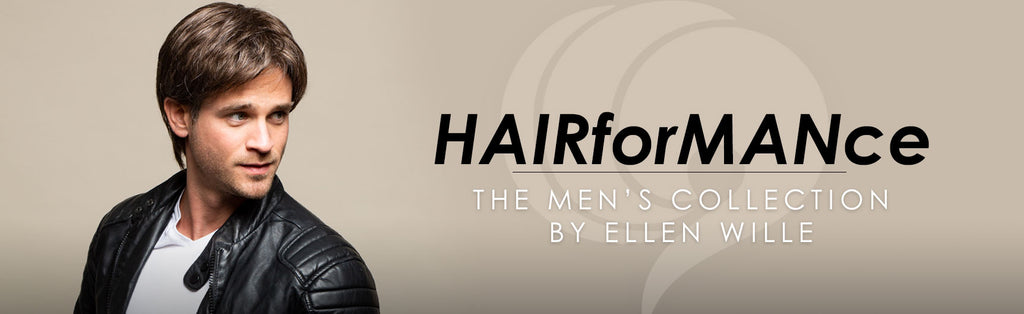 HAIRFORMANCE | Mens Collection by Ellen Wille