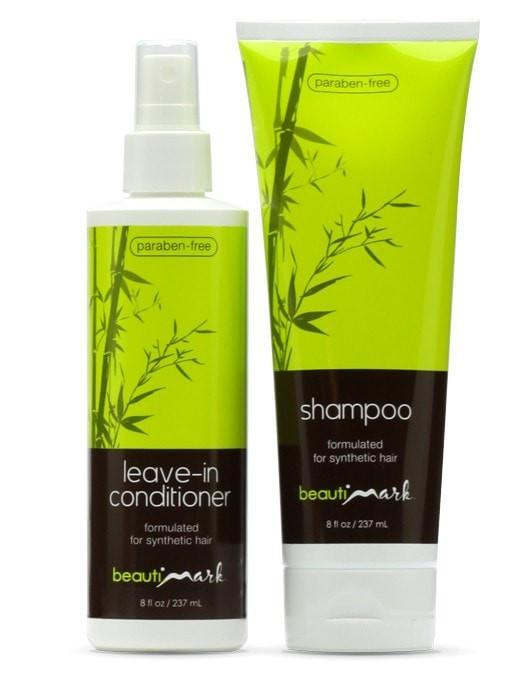 Shampoo & Conditioner For Synthetic Hair