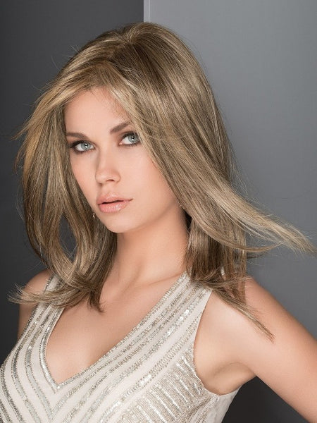 SAND MIX | Light Brown, Medium Honey Blonde, and Light Golden Blonde Blend | Ellen Wille AFFAIR