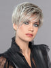 Link Wig by Ellen Wille is a tousled pixie with long side swept fringe