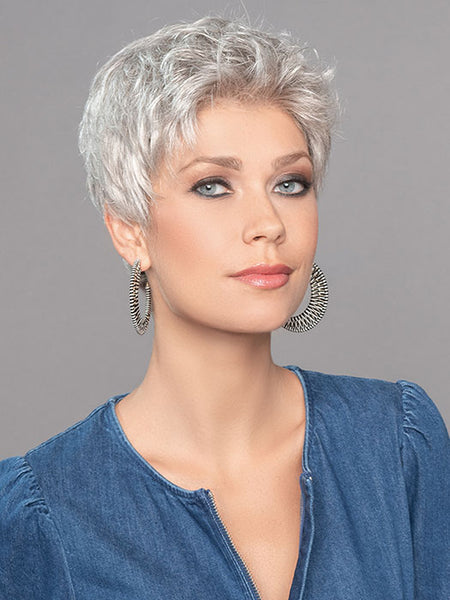 TAB by ELLEN WILLE in SILVER MIX | Pure Silver White and Pearl Platinum Blonde Blend