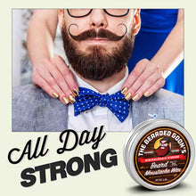 Ridiculously Strong Beard and Moustache Wax