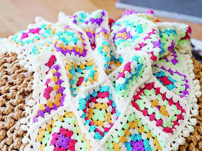 Crochet blanket patterns to make right now